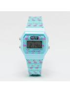 NEFF horloge Flava turquois