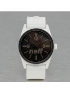 NEFF horloge Duo wit