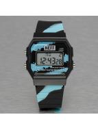 NEFF horloge Flava XL zwart