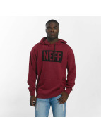 NEFF Hupparit New World punainen