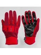 NEFF Käsineet Ripper punainen