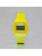 NEFF Reloj Flava amarillo