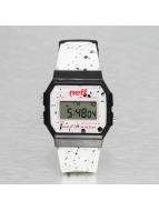 NEFF Reloj Flava XL Surf blanco