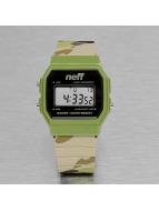 NEFF Reloj Flava XL Surf camuflaje
