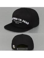 NEFF Snapback Cap Bauce black