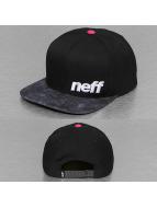 NEFF Snapback Cap Daily Pattern black
