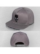 NEFF Snapback Cap Blinky Bart grey