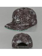 NEFF Snapback Cap Tropik schwarz