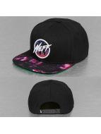 NEFF Snapback Cap Neon City schwarz