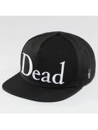NEFF Snapback Cap Dead schwarz