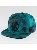 NEFF snapback cap Charles turquois