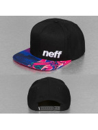 NEFF snapback cap Daily Pattern zwart