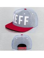 NEFF Snapback Caps Brother blå