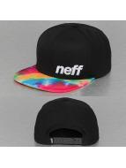 NEFF Snapback Caps Daily Pattern czarny