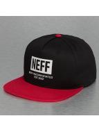 NEFF Snapback Caps New World czarny