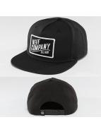 NEFF Snapback Caps Station 2 czarny