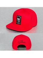 NEFF Snapback Caps Trouble Maker czerwony