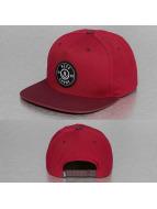 NEFF Snapback Caps Wade czerwony