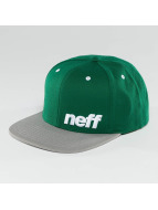 NEFF Snapback Caps Daily grøn