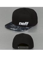 NEFF Snapback Caps Daily Pattern harmaa