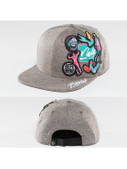 NEFF Snapback Caps Lamecation harmaa