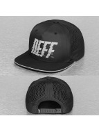 NEFF Snapback Caps Stealth musta