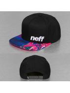 NEFF Snapback Caps Daily Pattern musta