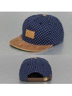 NEFF Snapback Caps Kilted niebieski