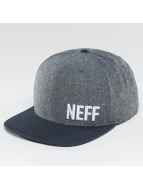 NEFF Snapback Caps Daily niebieski