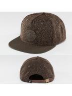 NEFF Snapback Caps Petti ruskea