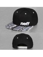 NEFF Snapback Caps Daily Pattern svart