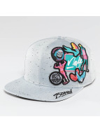 NEFF Snapback Caps Lamecation szary