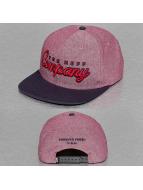 NEFF Snapback Company rouge