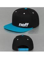 NEFF Snapbackkeps Daily svart