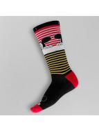 NEFF Socks Peek Mickey red