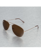 NEFF Sunglasses Bronz gold colored