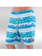 NEFF Swim shorts Morris Hot Tub blue