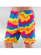 NEFF Swim shorts Whatever Hot Tub colored