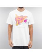 NEFF T-paidat Tiger Shark valkoinen