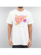 NEFF T-Shirt Tiger Shark blanc