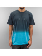 NEFF T-Shirt Dripper bleu