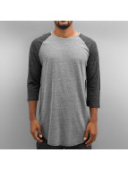 NEFF T-Shirt Miller Raglan grau