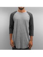 NEFF T-Shirt Miller Raglan gris