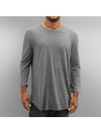 NEFF T-Shirt manches longues Clayton 3/4 Sleeve gris