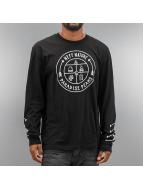 NEFF T-Shirt manches longues Paradies Peaks noir