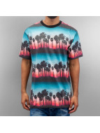 NEFF T-Shirt Sunset Dreams multicolore