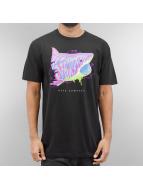 NEFF T-Shirt Tiger Shark noir