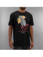 NEFF T-Shirt Hot Sauce Lord noir
