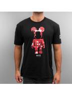 NEFF T-Shirt Tokyo Toy Camo Mickey schwarz