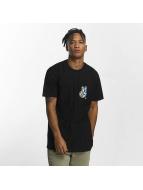 NEFF T-Shirt Peece Scallop schwarz